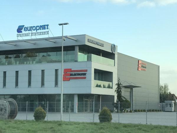 Europnet biuro
